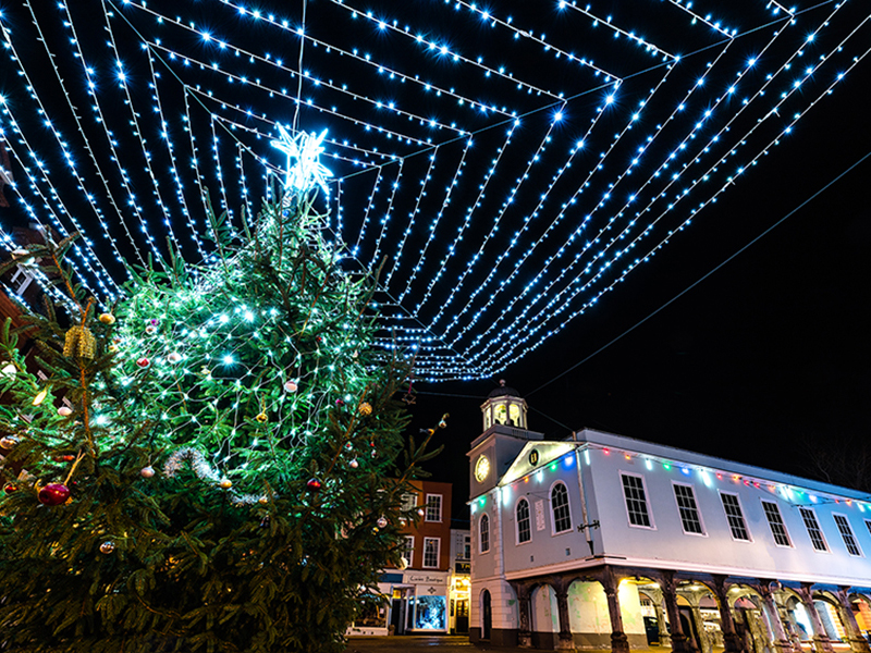 Christmas in Faversham